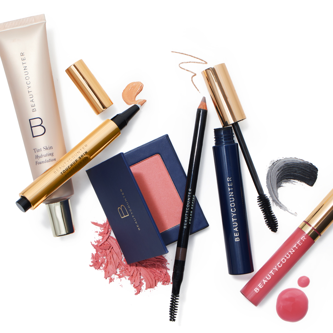 Flawless in Five - Get all six products listed above for $150 and save $37. Everything you need for a quick, flawless face.