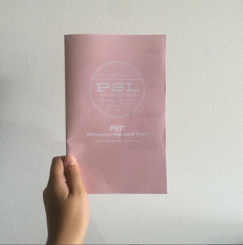 Poetry is Our Second Language: PST! (2016)    cr: @pamdungao