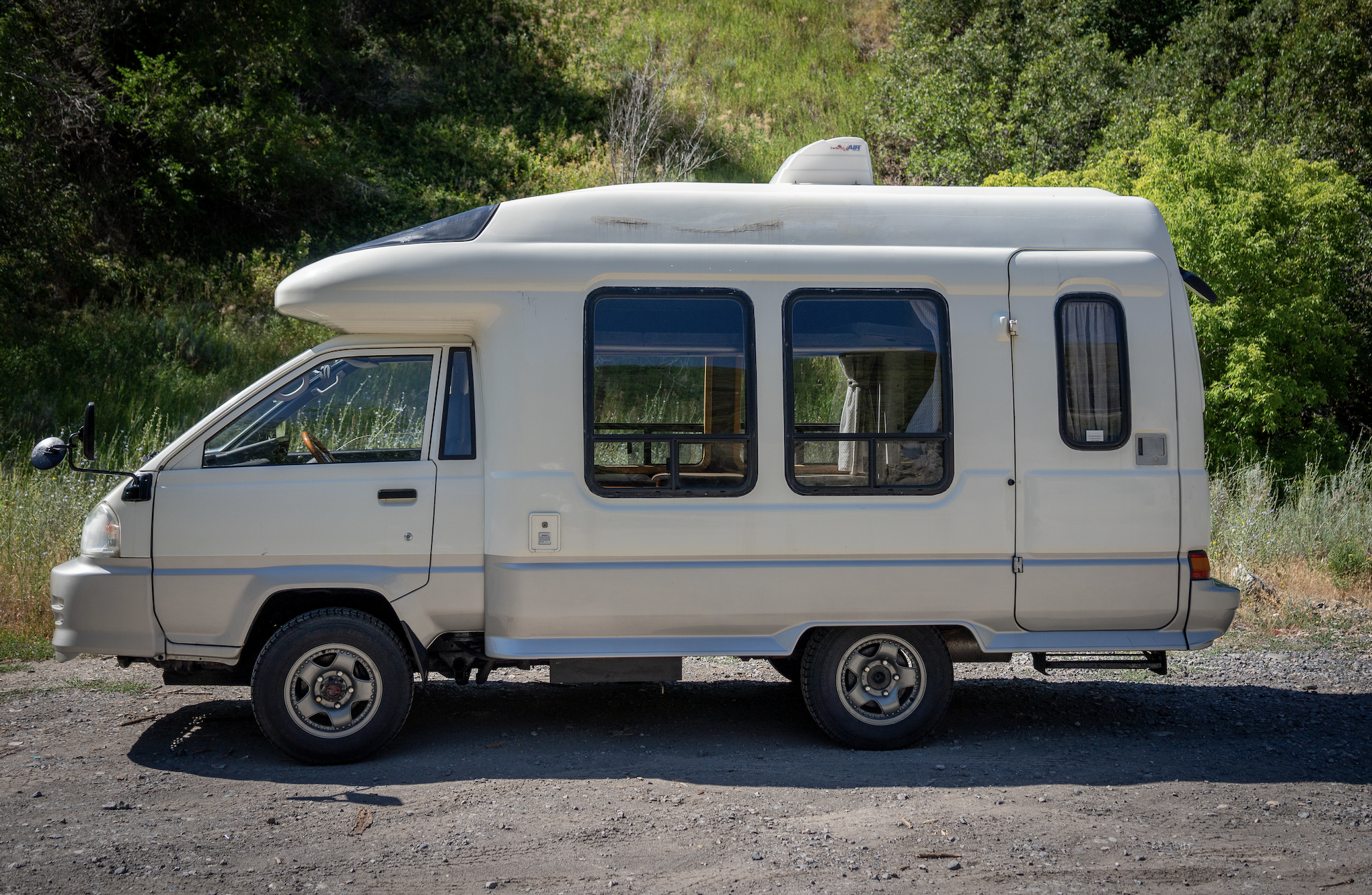 Toyota Camper Van Jdm Vans For Sale In Usa Japanese Vans