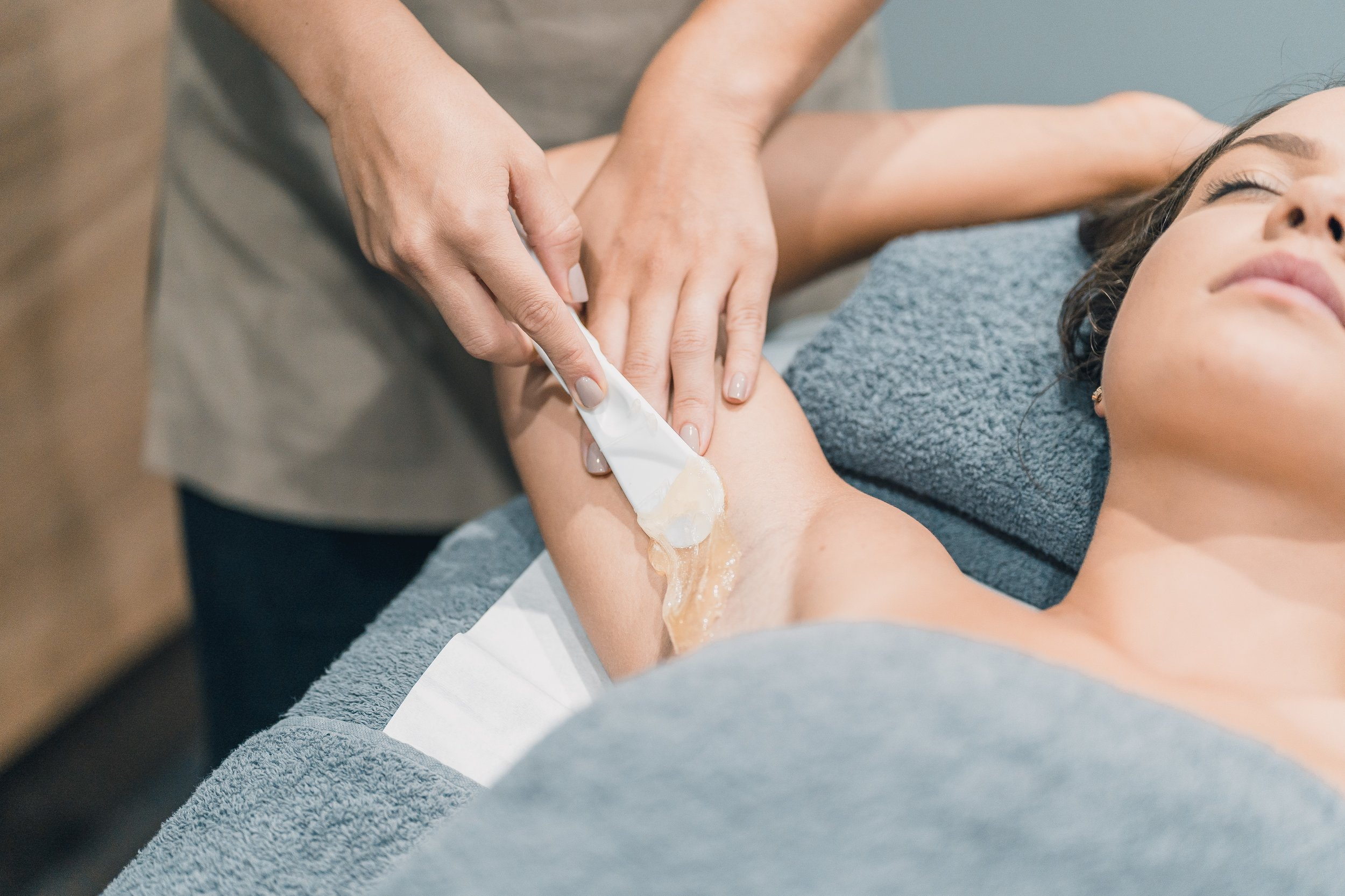just for you - Our Spa therapists are hair removal specialists and take the utmost care to ensure all hair removal services are hygienic and comfortable.Please enjoy a 10% discount when booking 2 or more hair removal services.