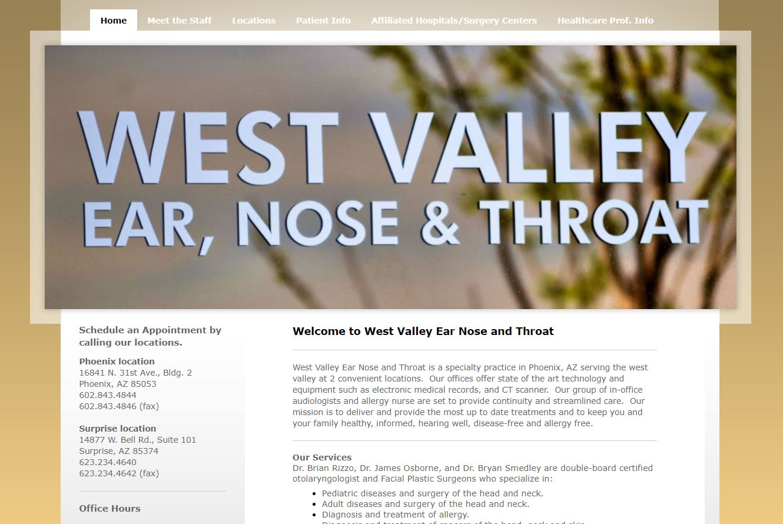 West Valley ENT homepage.JPG