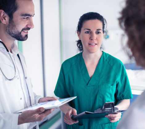 Workforce development - Most Learning Management Systems are rooted in the corporate world. Osler is different.Osler is designed specifically to manage the unique healthcare environment, for busy clinicians at the patient's bedside.