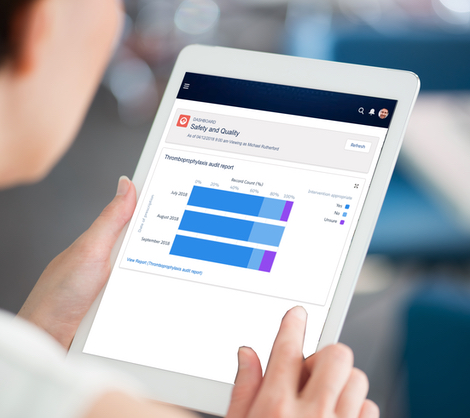 Accreditation just got a whole lot easier - Continuous monitoring of your accreditation readiness is no longer aspirational - it's here.Ensure your institution has the best chance of achieving compliance with real-time monitoring of essential compliance tasks and competencies.