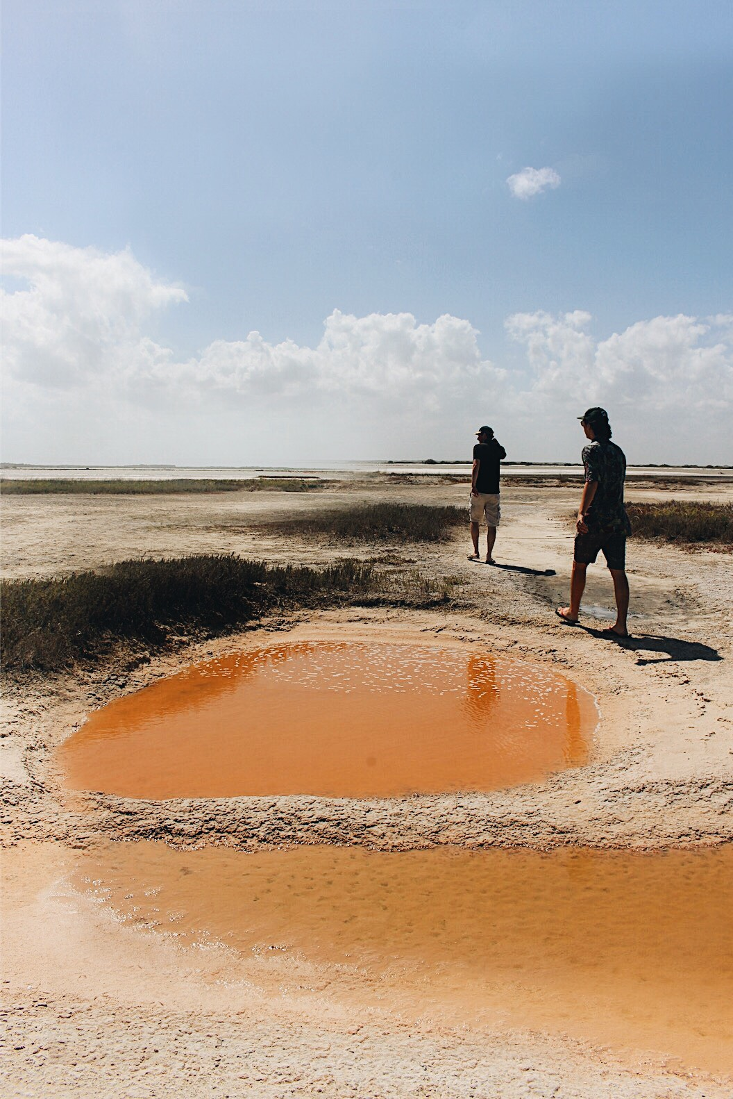 Lost in another world - Las Coloradas