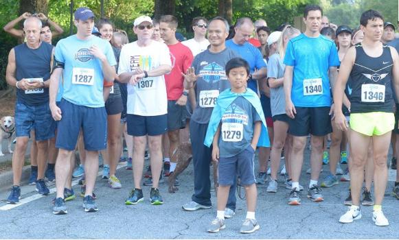 Marietta Daily Journal Online Sandy Springs' run4DAD puts prostate cancer in spotlight
