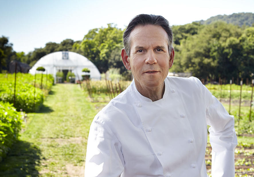 Headshot of Thomas Keller