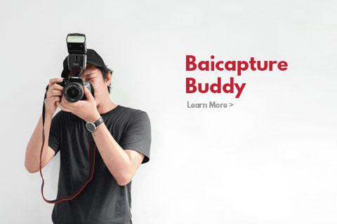 Baicapture Buddy   Here is a description of your product. Adipiscing elit. Donec odio. Quisque volutpat mattis eros. Nullam malesuada erat ut turpis./