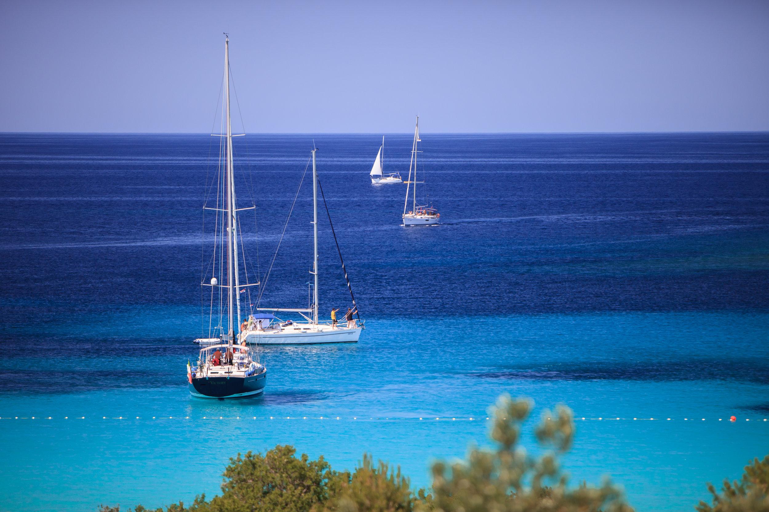 Kornati Sailing Adventures, Croatia -