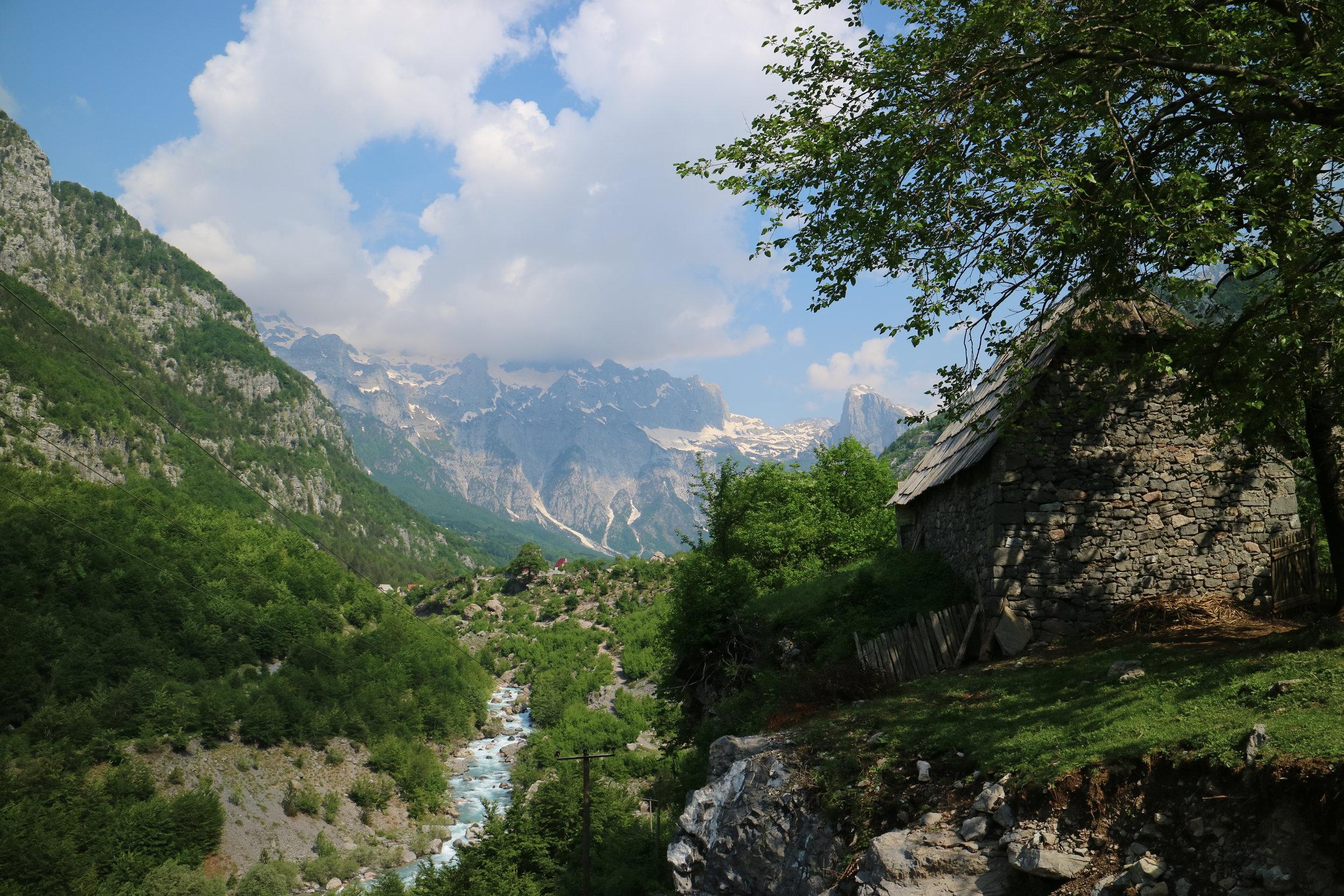 Shkodra region, Albania North -