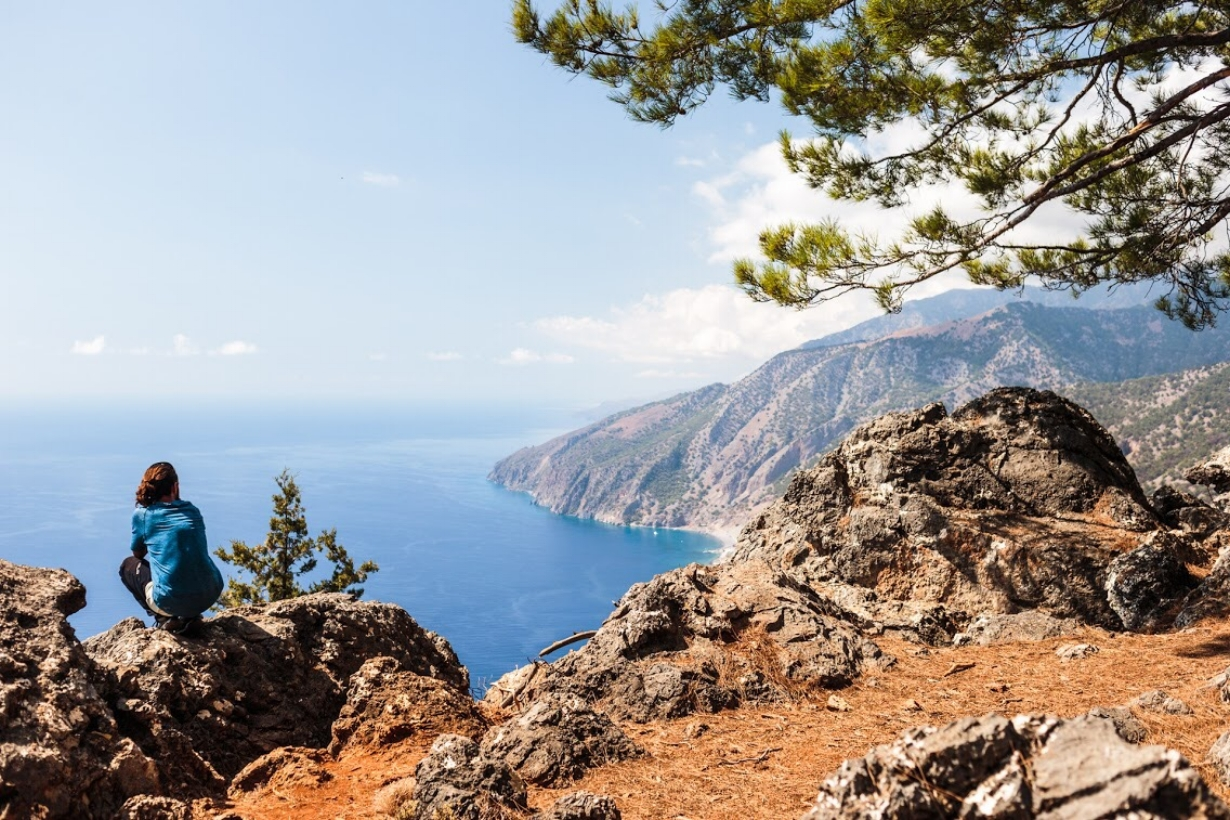 Greece: Samaria Gorge National Park - From the Mountain to the Sea: Trails of the GodsSwim in the turquoise waters of the Mediterranean Sea, taste and learn about traditional Cretan cuisine, and meet unique species of plants and animals found nowhere else in the world.6 days / 5 nights