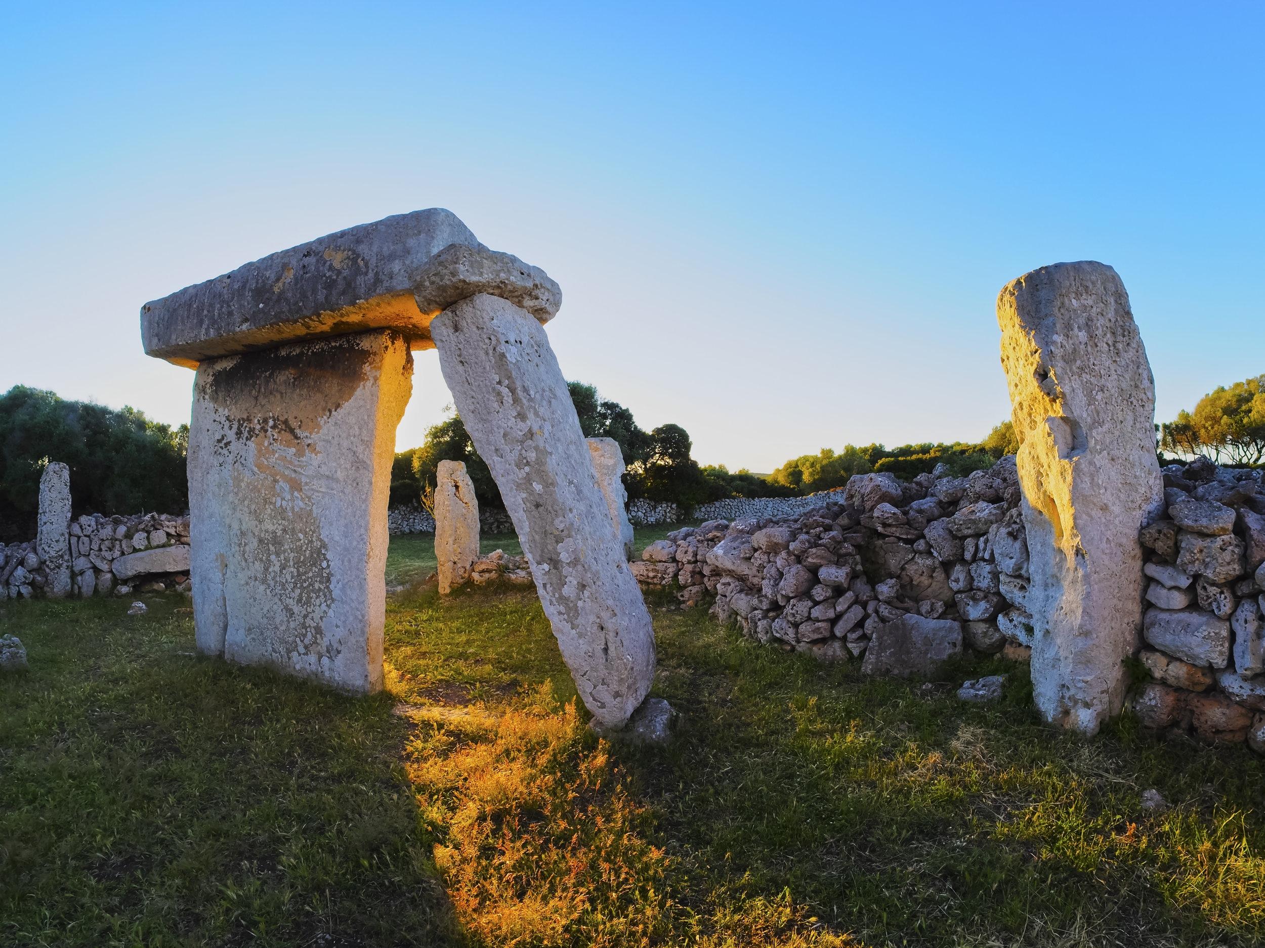 Menorca Biosphere Reserve, Spain -