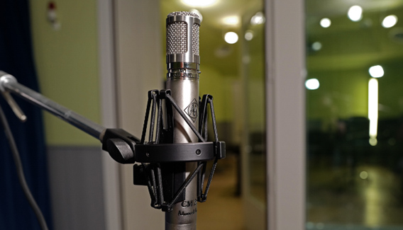 NJP Studios Mic Advanced Audio CM28