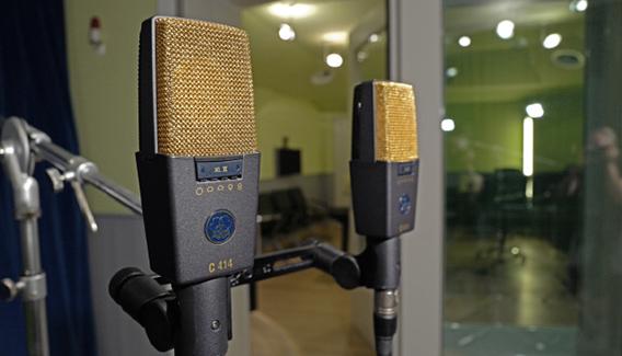 NJP Studios Mic AKG C414 XLII Stereo
