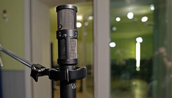 NJP Studios Mic AKG C426 Stereo