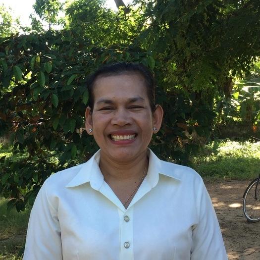 Phlong Sinath:  Child Manager at Mekhala House