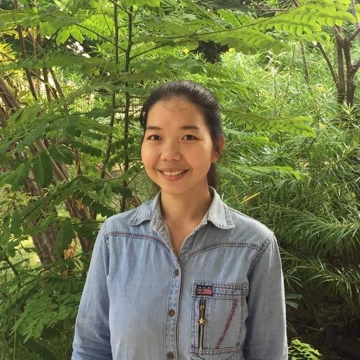Eng Mey:  English teacher and Child Development Officer