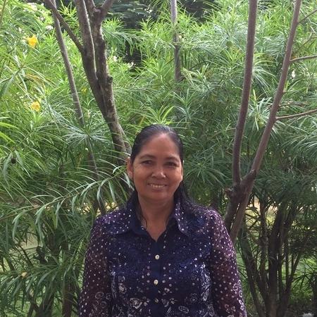 Kong Ny:  Night Carer at Mekhala House