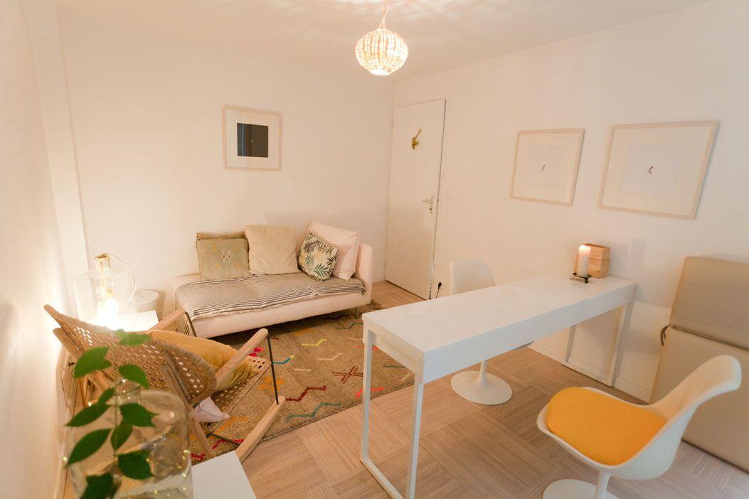 A Holom, Bordeaux - Un espace cocoon à la maison des praticiens de Saint-Michel