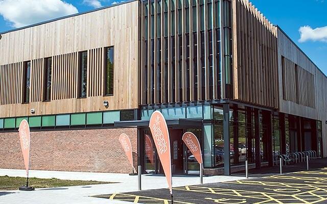 Tewkesbury Leisure Centre