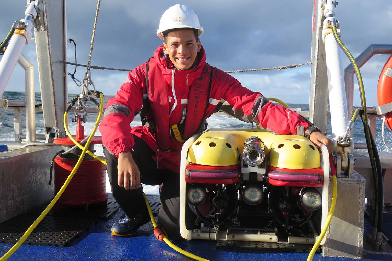 Luther Adams first field experience surveyed the Proposed Amathle Offshore MPA, South Africa.jpg