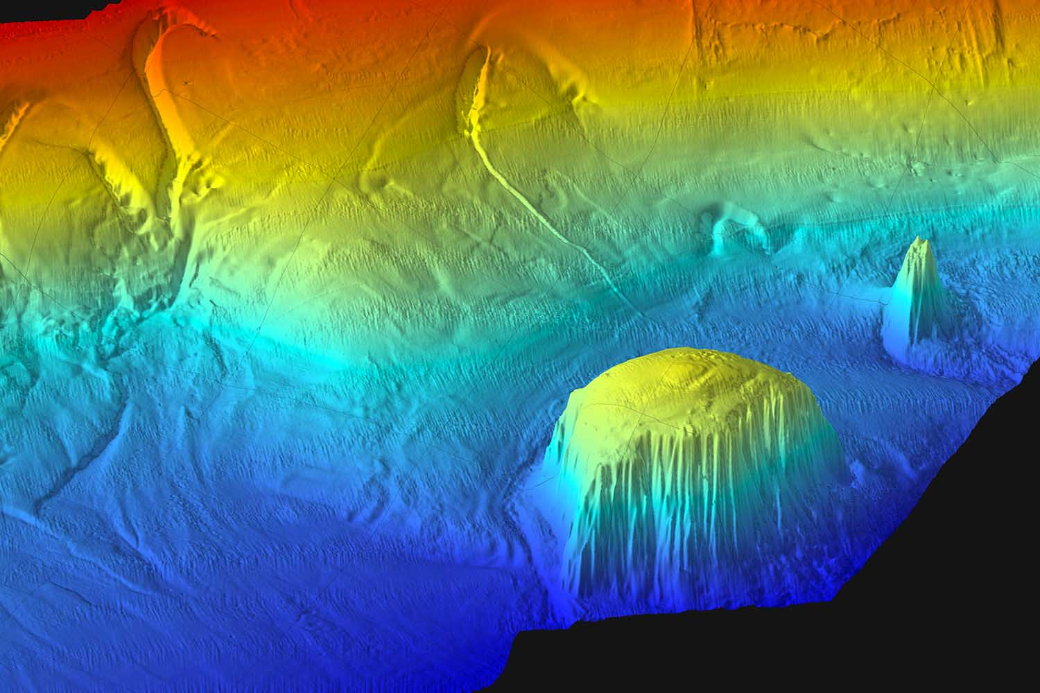 Southeast Atlantic Seamounts
