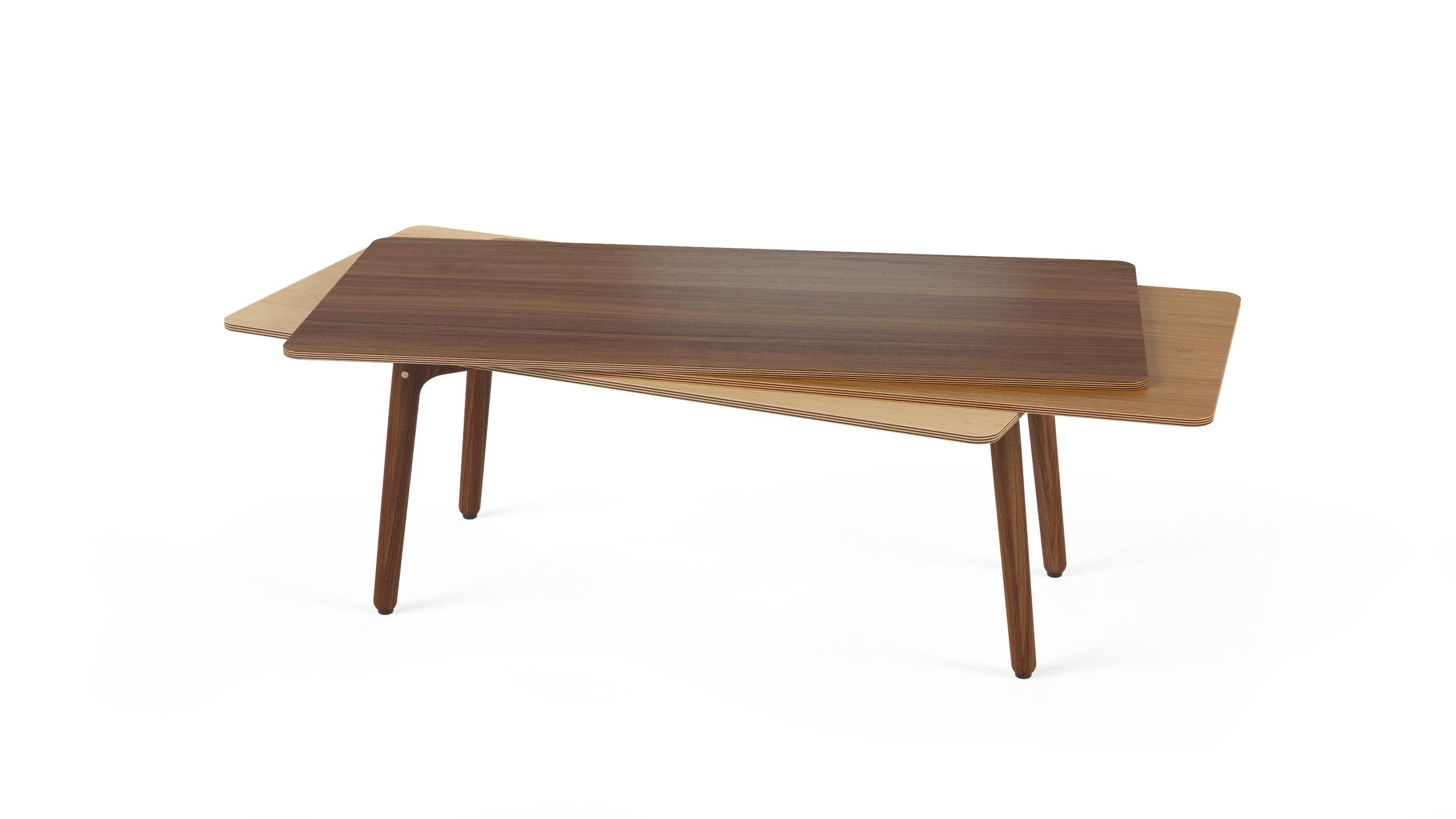 Stacked Coffee Table (Wood) - Walnut, Oak, Maple.jpg