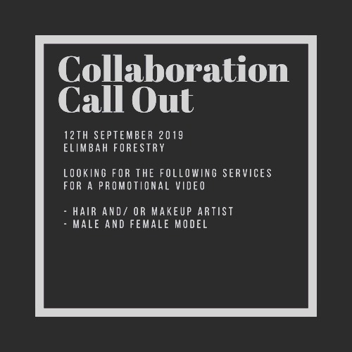 COLLABORATION CALL OUT . Carina Ulrich Designs is searching for the following services to collaborate with on an upcoming promotional video. . If you or anyone you know may be interested, please contact us as soon as possible 💐 . #artificialweddingflowers #sunshinecoastwedding #sunshinecoast