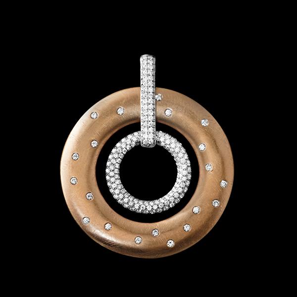 FRIDA | Fine Jewellery. Strata™ Collection. Pendant.