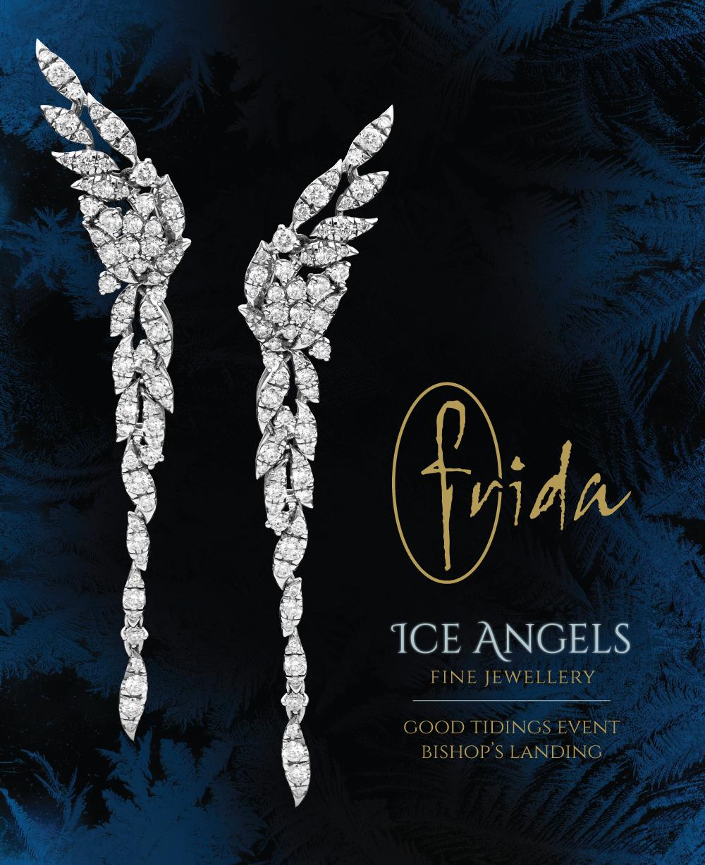 FRIDA | Fine Jewellery. Good Tidings Event Bishop's Landing Halifax.