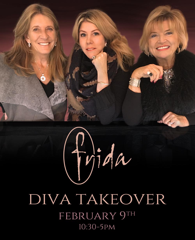 FRIDA Diva Takeover. Bishop's Landing, Halifax Events 2019.