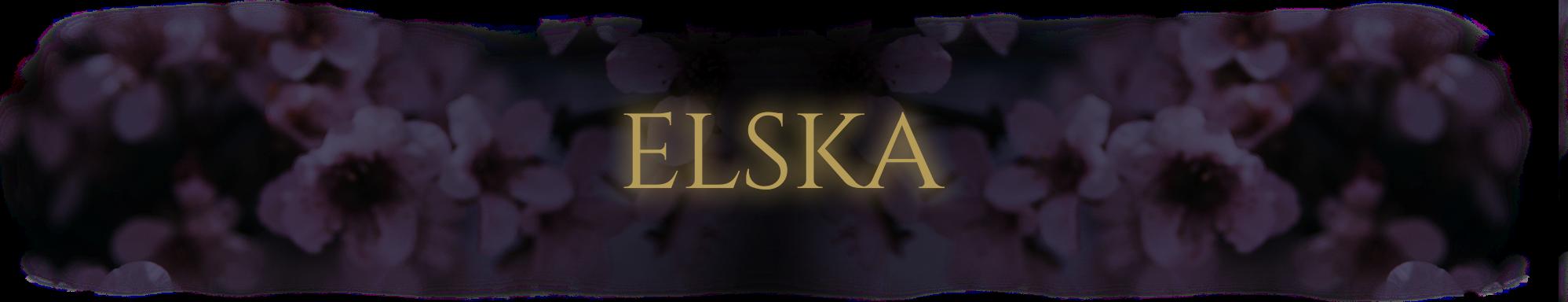 FRIDA. Elska Collection. Banner.