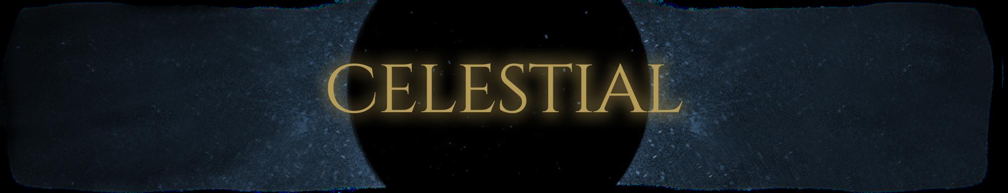 FRIDA. Celestial Collection. Banner.