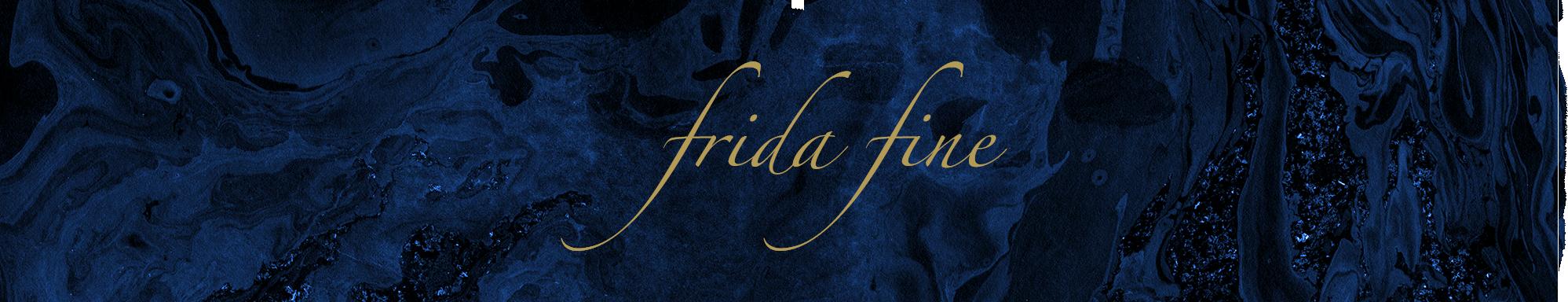 FRIDA Fine. Banner.