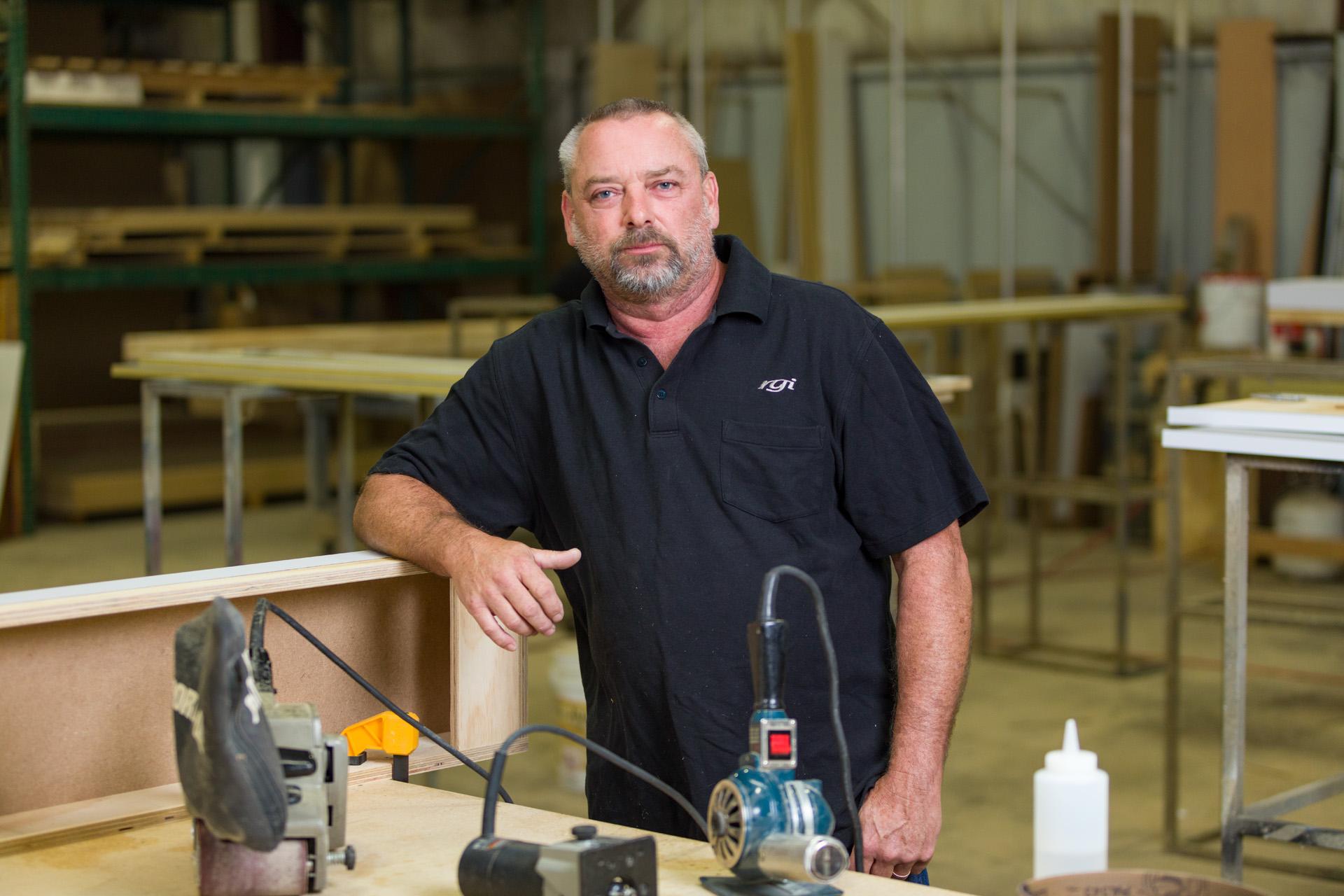 Dave Pranke, Fabrication