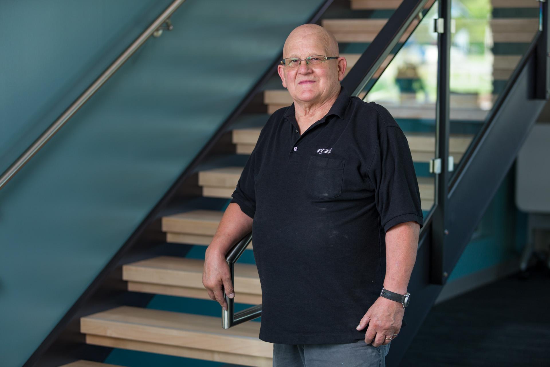 Don Gerber, Founder + Principal Builder