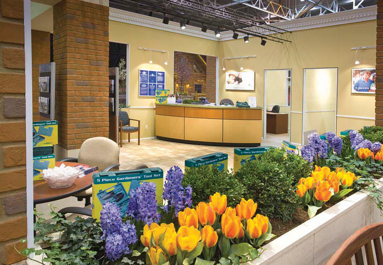 Great Big Home and Garden Show Pop-Up Branch
