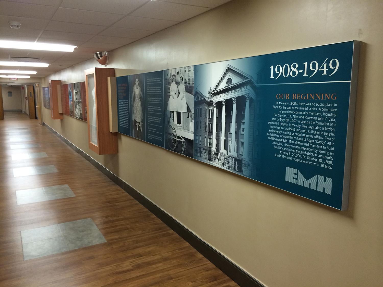 History Wall