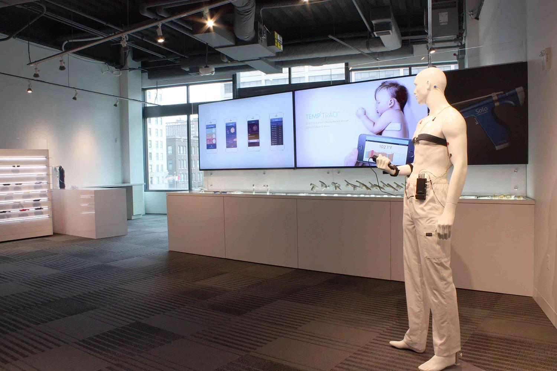 Global Center for Health Innovation Showroom