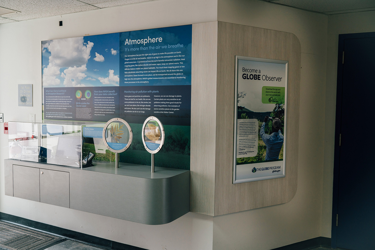 GLOBE Citizen Science Exhibit