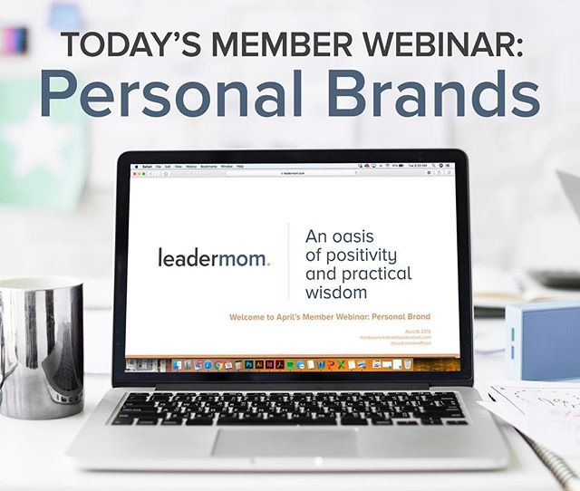 We're gearing up for our next member webinar with the amazing @my10000days of MullenLowe and @sarahmurphmoore of MGM Springfield! As LeaderMoms, marketers and mentors, these women have hard-won wisdom to spare, and we couldn't be more excited for them to share it with members this afternoon. Not a member? Sign up through the #linkinbio or visit leadermom.com/membership . #hardwonwisdom #hardwonwebinars #leadermom #webinar #coaching #businesswomen #communityovercompetition #leadership #leadershipdevelopment #leadershipskills #leadershipgoals #leadershipmatters #leadershiplessons #workingmoms #workmombalance #momlifebalance #marketingmoms #momsinadvertising #mompreneur #honestmotherhood #momleader #momboss #mommentor