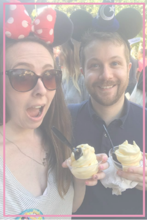 Dole whips!
