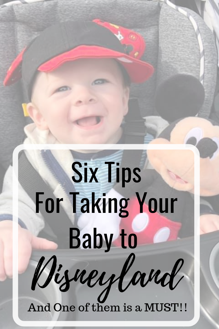 6 tips for taking your baby to disneyland
