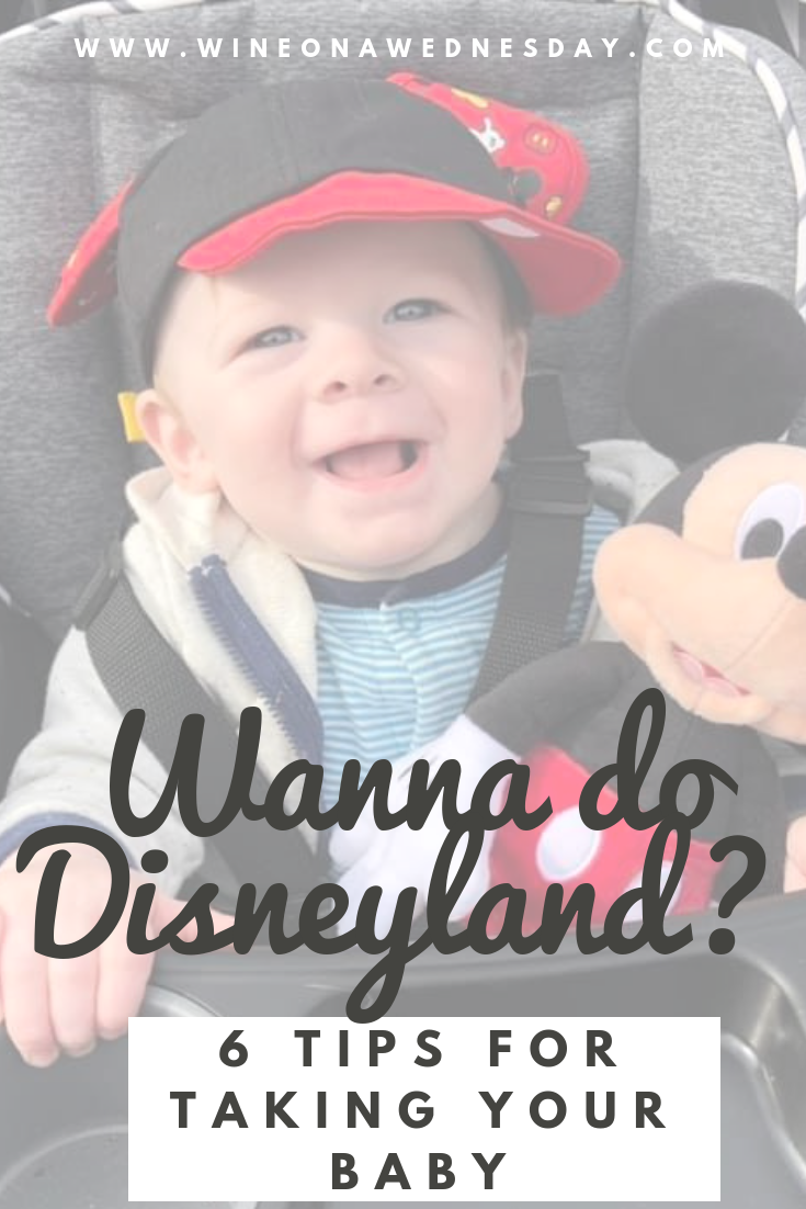 6 tips for taking your baby to disney