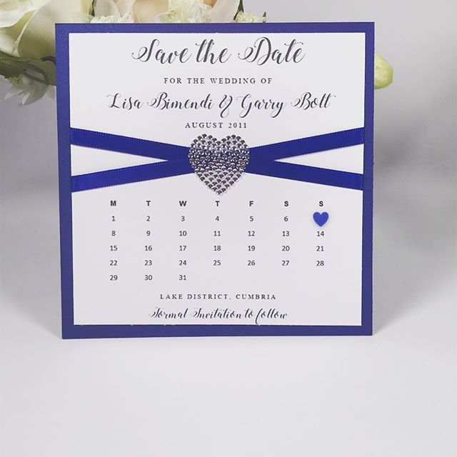 COLE Calendar style SAVE THE DATE https://sapphirestationery.org/save-the-dates/cole-save-the-date  #savethedatecards #savethedates #weddingstationary #weddings #specialoccasions #vowelrenewal #anniversaries #invitations #invites #custominvites