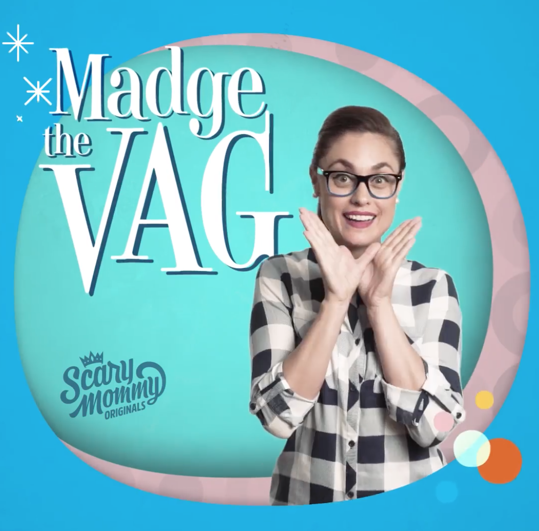 Interview with Madge the Vag on Scary Mommy for birth photography -