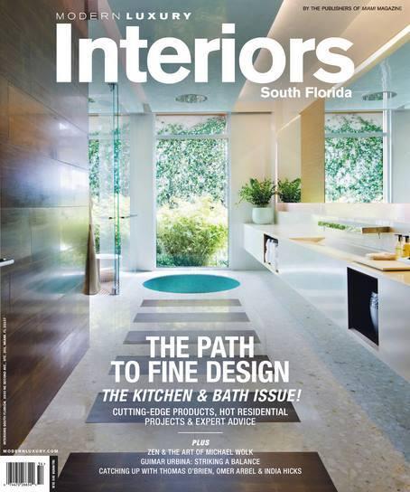 modern luxury interiors south florida 2015