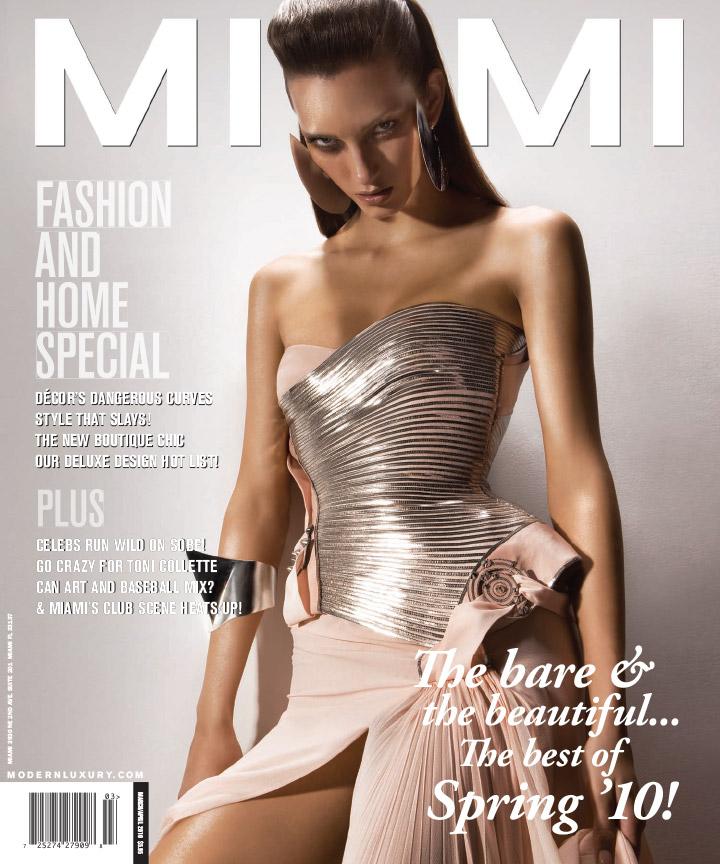 Modern Luxury Miami 2010
