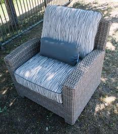 Grade C Outdoor furniture cushions