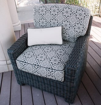 Grade F Patio cushions