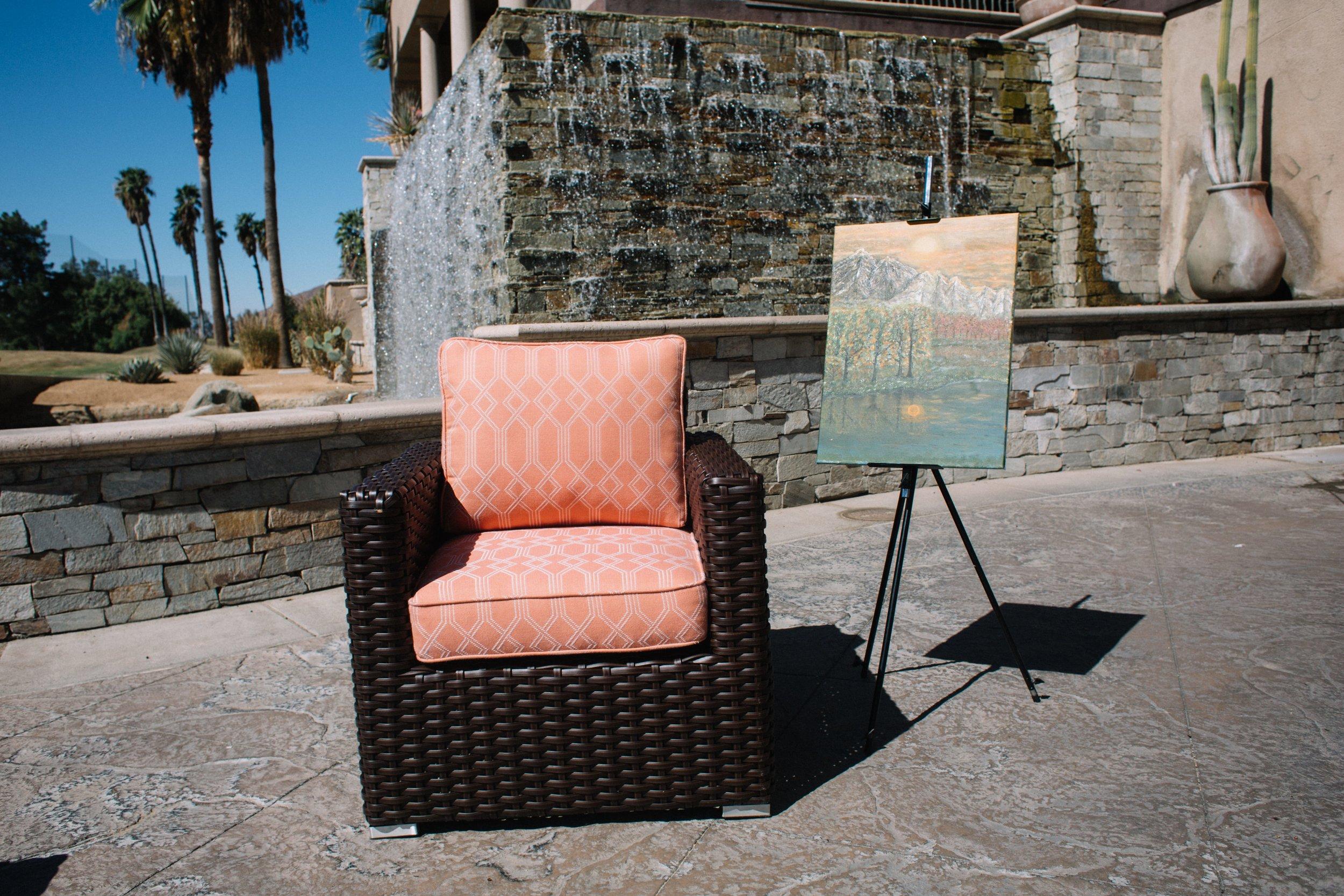 Genesis Club Chair